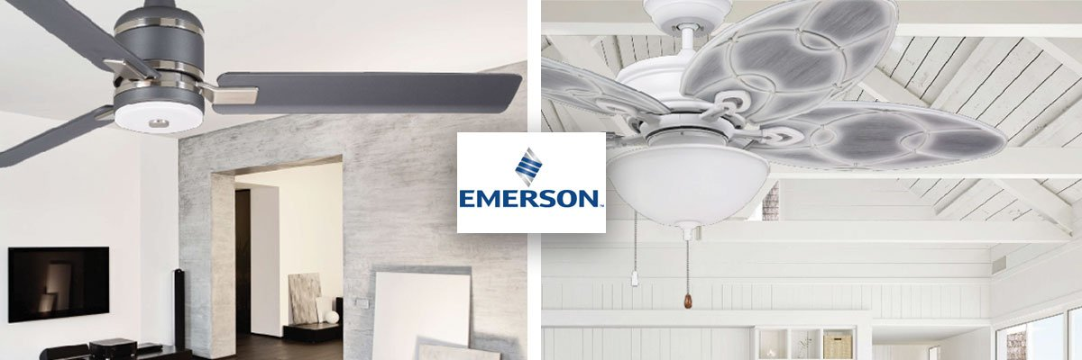 Emerson Lighting Ceiling Fans