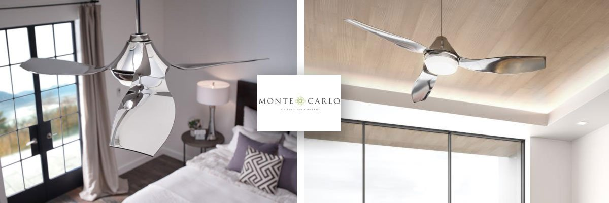 Monte Carlo Lighting Ceiling Fans