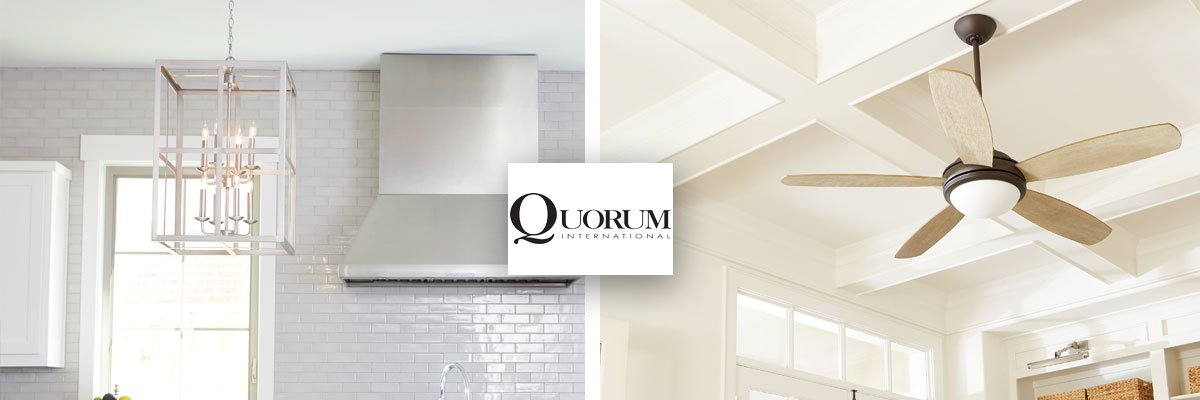 Quorum Lighting Ceiling Fan